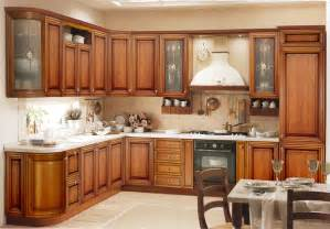 Wooden Kitchen Ideas by Best Cost Saving By Restaining Kitchen Cabinets Wood My