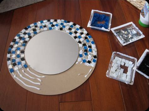 diy mirror projects diy mosaic projects with which you can change your home s d 233 cor