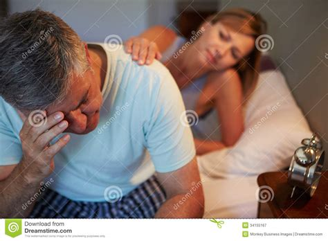 how to comfort a depressed person wife comforting husband suffering with insomnia royalty