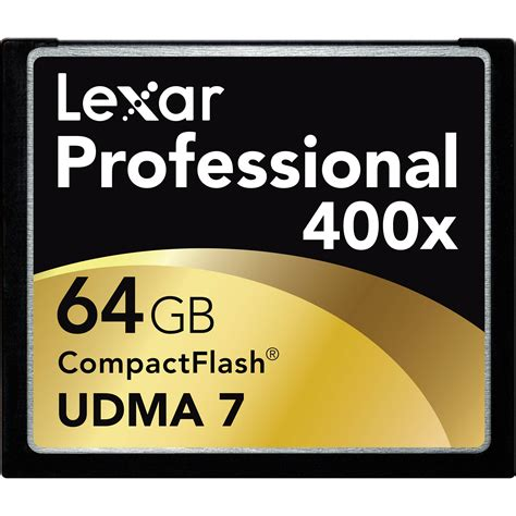 Memory Card 64gb lexar 64gb compactflash memory card professional lcf64gctbna400
