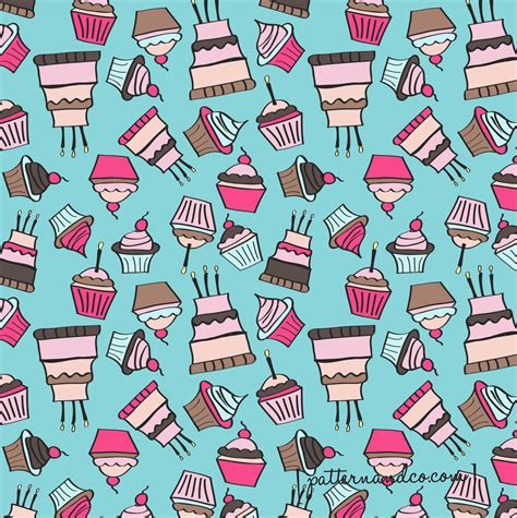 cupcake pattern tumblr birthday pattern co