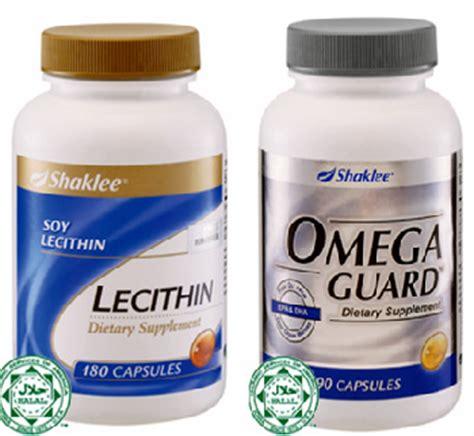 Detox Lecithin by Cara Kuruskan Badan Dengan Set Kurus Shaklee