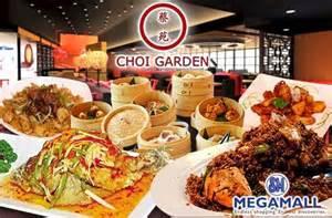 food  drinks  choi garden sm megamall