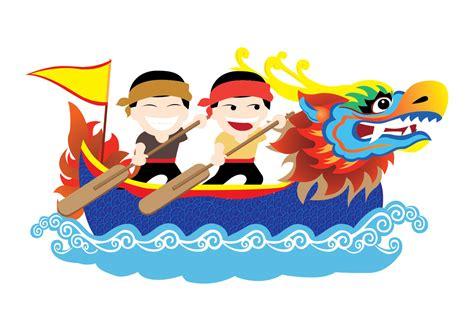 dragon boat festival decorations dragon boat festival vector download free vector art