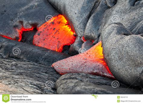 Big Flow 8 Maxy Ori By Lava lava flow hawaii volcanoes national park stock photo
