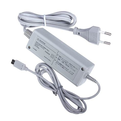 Adaptor 75v 28a High Quality universal power adapter charger for wii u pad 100v 240v alex nld