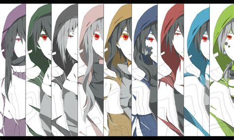 kagerou project anime kagerou project wallpapers and images