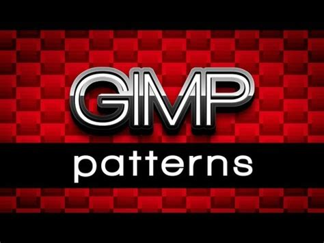 offset tiles pattern gimp gimp patterns tutorial offset tiles youtube