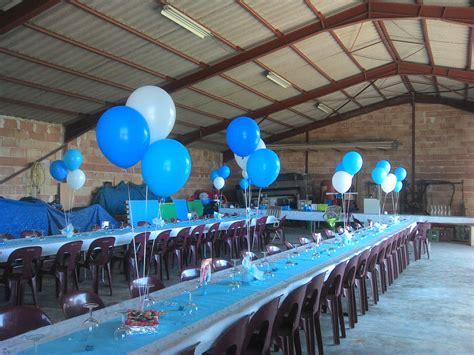 Decoration De Table Pour Bapteme Garcon by Decoration Bapteme Garcon Ballon