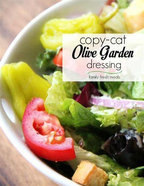 1000 ideas about olive garden salad on salad salad dressings and dressing recipe