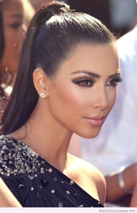 mane n tail kim kardashian 25 best ideas about kim kardashian ponytail on pinterest