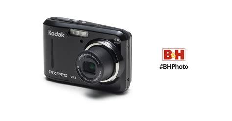 Ces 2008 Kodaks New Digital Cameras Including Touchscreen Easyshare V1273 by Kodak Pixpro Fz43 Digital Black Fz43 Bk B H Photo