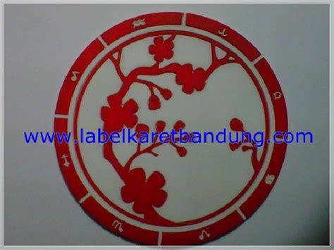 Coaster Tatakan Gelas Hotel tatakan gelas karet rubber coaster