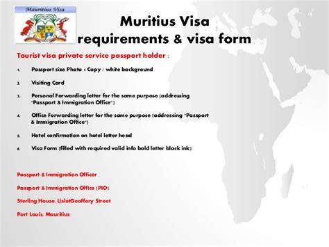 Invitation Letter For Visa Mauritius Air Mauritius Gsa In Bangladesh