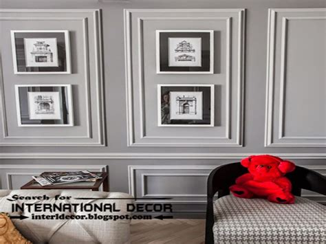 decorative frame ideas decorative wall molding designs ideas and panels frame