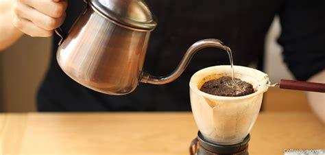 Drip Saringan Kopi Size 8 nel drip 法兰绒滤布 冲泡咖啡方法