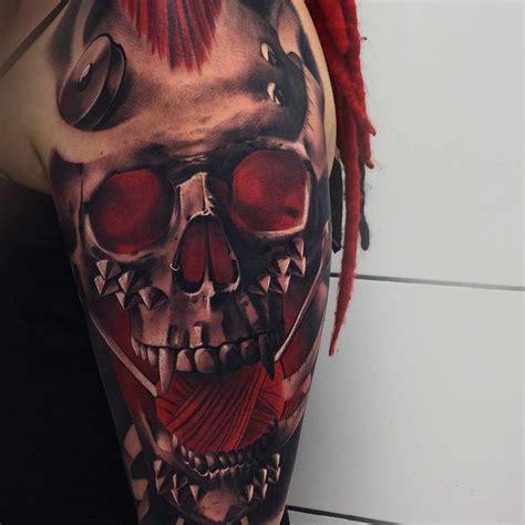 imagenes de calaveras en 3d tatuajes de calaveras para hombre 191 un desaf 237 o a la muerte