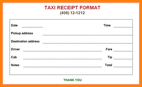 Luxor Cab Receipt Template by 9 Indian Taxi Bill Format In Word Sle Travel Bill