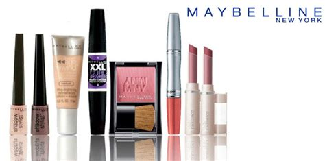 maybelline cosmetic show your cosmetic ideas