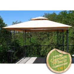 Patio Umbrella Fred Meyer Fred Meyer 10 X 10 Scroll Design Replacement Canopy Garden