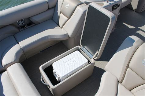 starcraft boat cup holders stardeck 256 starlounger starport optional cooler table