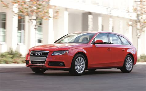 Audi A4 2012 by Audi A4 Avant 2012 Widescreen Car Wallpapers 08 Of