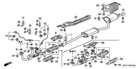 2004 honda pilot engine diagram wiring diagrams