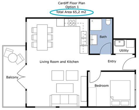 overview measurements on floor plans app roomsketcher help center