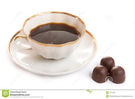 Chocolate Grande Coffee Toffee cup with coffee and chocolate stock photo image 7271316