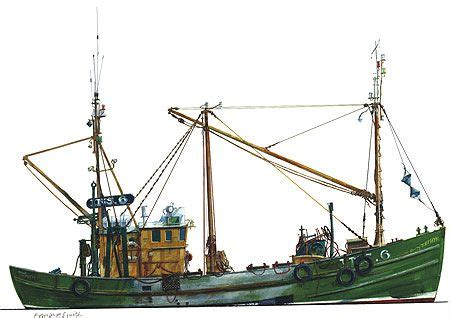 find a fishing boat for sale scotland fishing trawlers scotland google search working boats