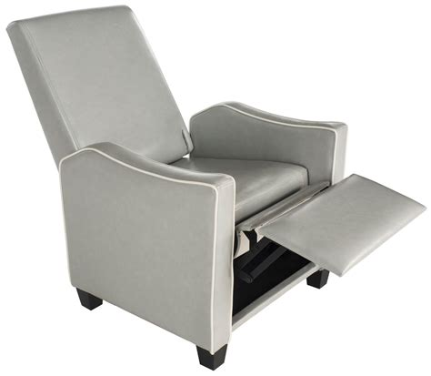 Sit To Stand Recliner Chair by Fox6208a Recliners Furniture By Safavieh