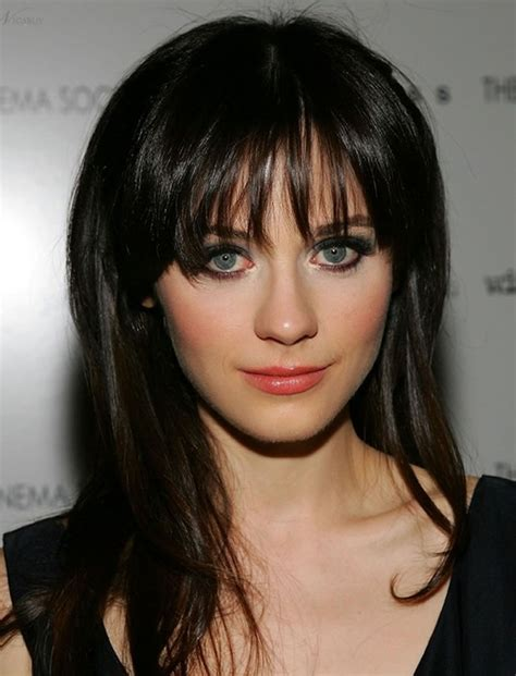 hairstyles 2017 with fringe 100 cute inspiration hairstyles with bangs for long round