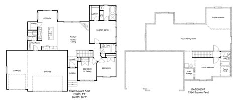 maple car rambler utah home design rambler floor plans in