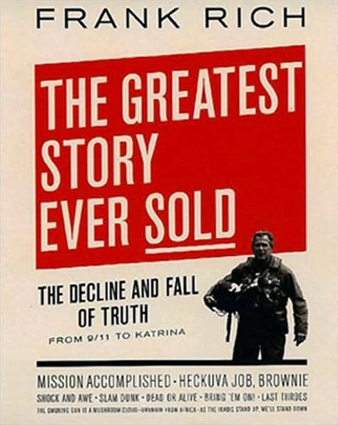 libro the greatest story ever the greatest story ever sold the decline and fall of