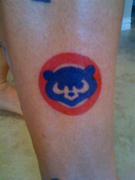 chicago cubs tattoos the world s catalog of ideas