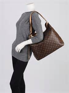Free Home Interior Design Catalog Louis Vuitton Monogram Canvas Delightful Gm Nm Bag Yoogi