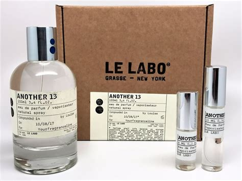 Le Labo Patchouli 24 Decant 1 le labo another 13 travel size 6ml or 10ml free shipping 100 satisfaction ebay