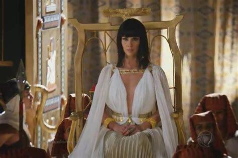film semi telenovela nefertari finalmente chega 224 sala do trono para a