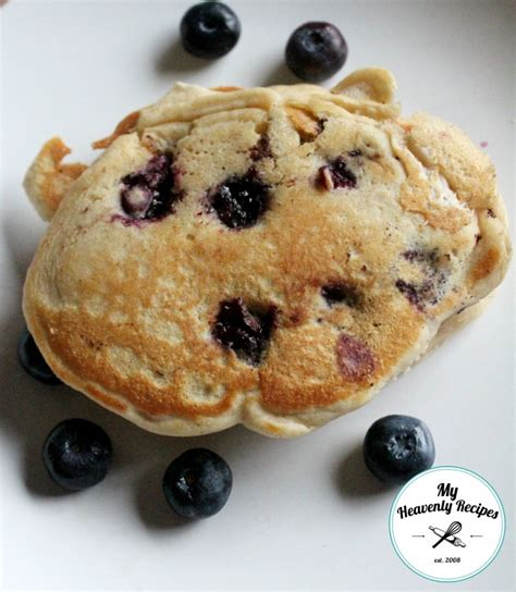 blueberry pancake recipe easy blueberry pancakes recipe dishmaps