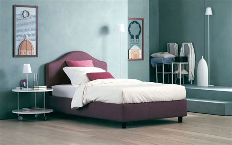flou peonia bed