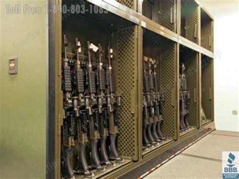 weapons storage racks high capacity armory cabinets