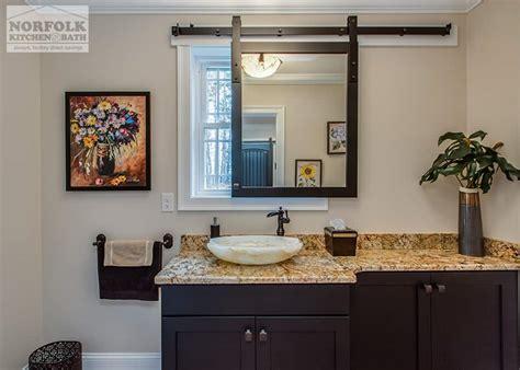 Showplace Bathroom With Sliding Mirror Norfolk Kitchen Bath And Kitchen Showplace