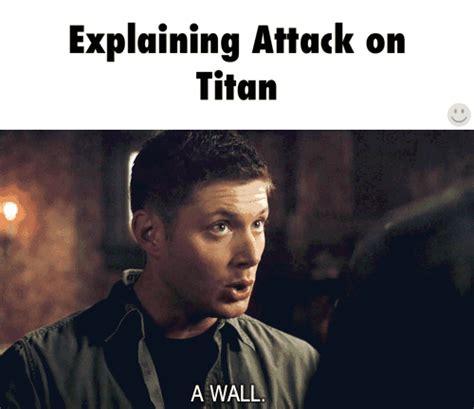 Funny Running Titan Tumblr - funny aot gif tumblr