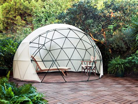 backyard dome the garden igloo is a pop up geodesic dome perfect for any