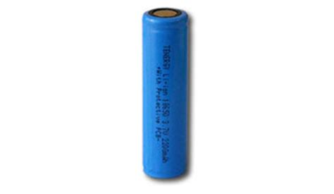 Batree Energy Cell 18650 Flat Top Tenergy 3 7v 2200mah Li Ion 18650 Flat Top Rechargeable