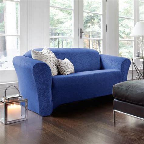 surefit canada slipcovers surefit damask stretch sofa slipcover walmart canada