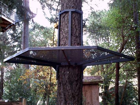Deer Hunting Tree House Plans Escortsea
