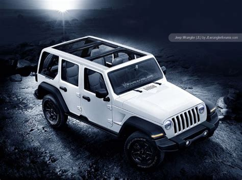 white jeep 2018 2018 jeep wrangler redesign release date diesel