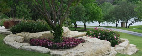 landscape design texas hill country southwest turf and irrigation