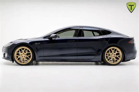 T Tesla This 200k Tesla Model S Is The Blingiest Ev In The World
